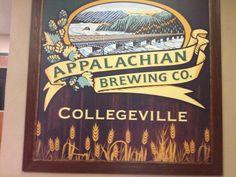 brew compani, appalachian brew