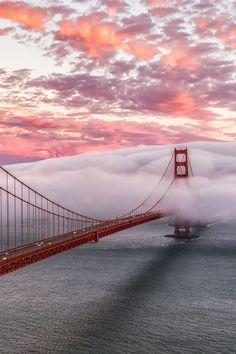 san francisco california, the bay, golden gate bridge, the bridge, sanfrancisco, travel, gates, bridges, place