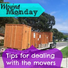 Moving Tips for Military Members