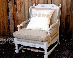 Re-upholster Chair Tutorial