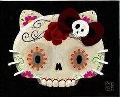 Kitty de los Muertos