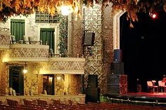 Elgin and Winter Garden Theatres are the most beautiful theatres I've ever been in