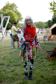 Mulberry Sees You at Wilderness Festival