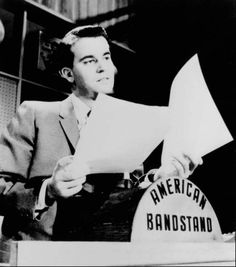 Dick Clark and American Bandstand was so much a part of every kids life growing up in the 50's and 60's.