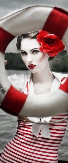 Red & White ♥