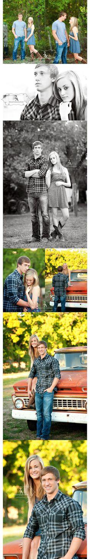 Boyfriend/Girlfriend Senior Pictures