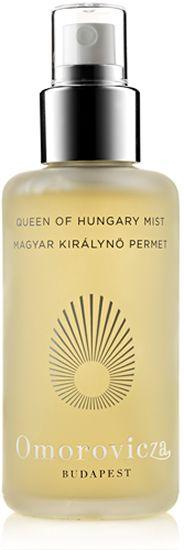 Uplifting & Beautiful: Queen of Hungary Mist from Omorovicza | EAT LOVE SAVOR™, International Luxury Lifestyle Magazine