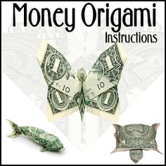 How To Make An Origami Butterfly Ring