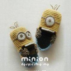 Minion Despicable Me Baby B..