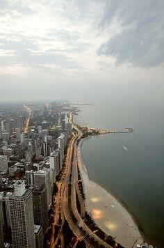 Move to a big city