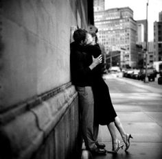 *Smooch*  XO #kiss #kisses #kissing #couple #love #passion #romance