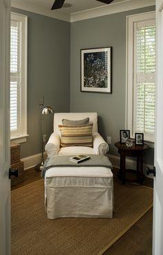 Bedroom reading nook?