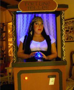 Fortune Teller Booth | Costume Pop