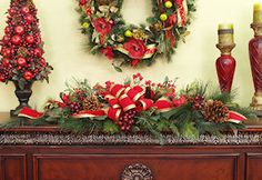 Holiday Decor | Holiday Decorations \ Christmas Holiday Decor by The Shop For Gift Baskets