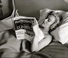 marilyn monroe, april fool, photoshop dummi, monro photoshop, humor ajb