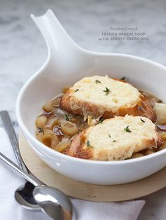 6 French Onion Soup Recipes