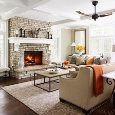 Fireplace Designs an