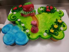 Cake I made today at work