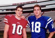 Eli & Peyton