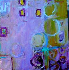 Purple chaos 2 by femmehesse on Etsy, $190.00