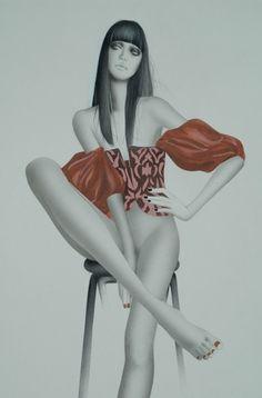 Paper Dolls von Masaki Mizuno