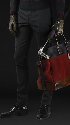 Burberry #Mens #Style