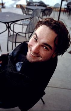 young johnny galecki- Hannah s man crush  right here Johnny Galecki Young