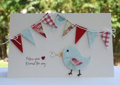 Cute Birdie Card