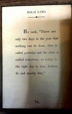 The Dalai Lama does it again #quote