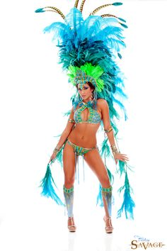 Carnival 2013 in Trinidad and Tobago in Fantasy!  This is Tribes of Tikal! www.mycarnivalfantasy.com