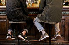 nb men styles, pint, flea, footwear, denim fashion, sneaker, new balance, winter fashion, shoe