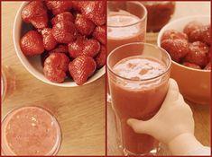 How to Make a Jamba Juice Strawberries Wild Smoothie