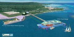 OTEC definition: Ocean Thermal Energy
