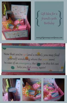 30th Birthday Gift