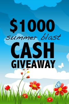 Yet Another Awesome Giveaway!  Enter to win $1000!