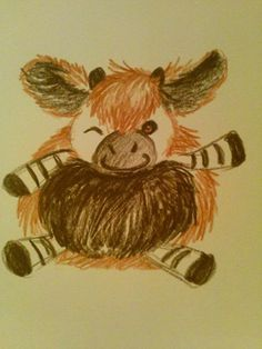 Lindsay B.'s happy Okapi!  #squishable #plush