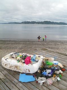 Thoughts on why we need to ban plastic bags and re-think the plastic in our everyday lives.