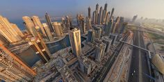 While in town, visit the Burj Khalifa, the world's tallest building, at 2,716.5 feet tall.