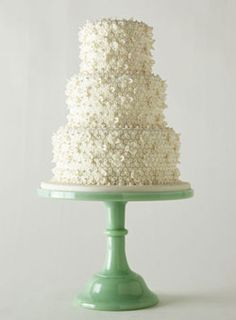 Wedding Cake #wedding #SpringWedding