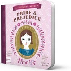 Pride & Prejudice BabyLit board book