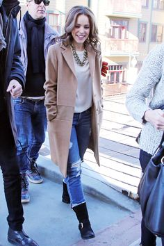 5 cold-weather looks to copy, straight from Sundance!