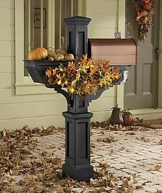 Stylish Mailboxes That Will Improve Curb Appeal | HomeandEventStyling.com