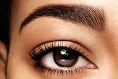 For an instant brow lift, apply a matte white pencil just underneath brow bone and blend. Then, apply eyeshadow and highlighter as usual #PROtip #Sephora