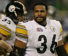 Jerome Bettis, The Bus