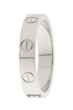 refinery29 likes the Cartier love band for men's wedding bands as ...