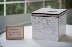 indian wedding card box via IndianWeddingSite.com