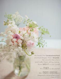 Psalm 147:3-5