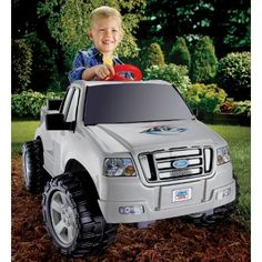 The Best Ford F150 Ride On Toys For Boys in 2012 - 2013