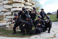 KCPD - Kansas City Missouri Police Department - Tactical Response Team