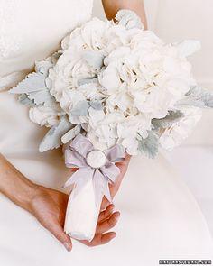 Monogram Beaded Bouquet